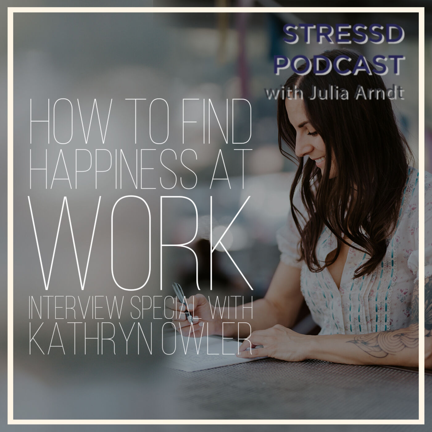 How To Find Happiness At Work [INTERVIEW]