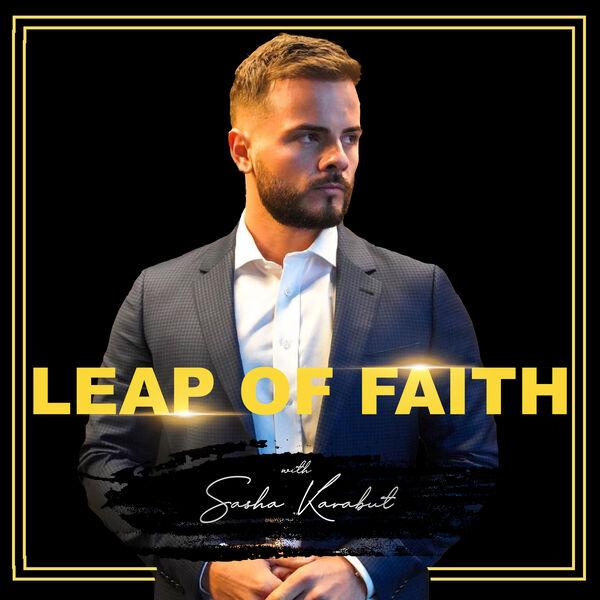 Leap of Faith  Podcast Artwork Image