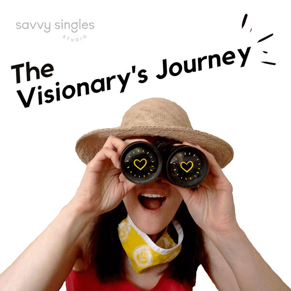 The Visionary's Journey Podcast Artwork Image