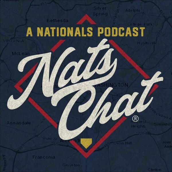 Nats Chat Podcast Artwork Image