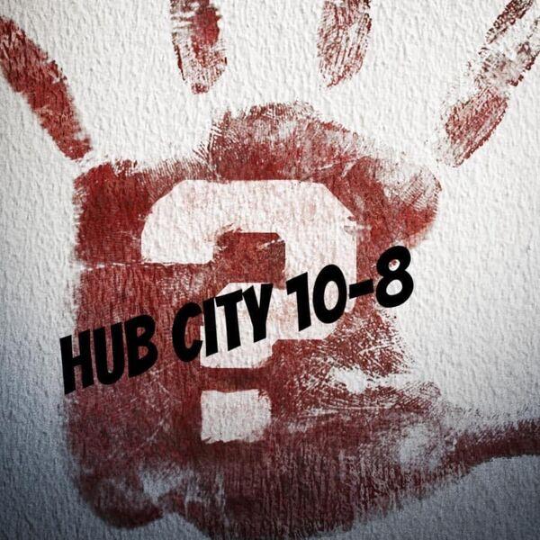 Hub City 10-8 Podcast Artwork Image