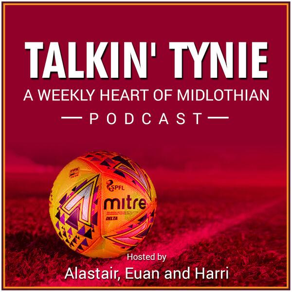 Talkin' Tynie Podcast Artwork Image