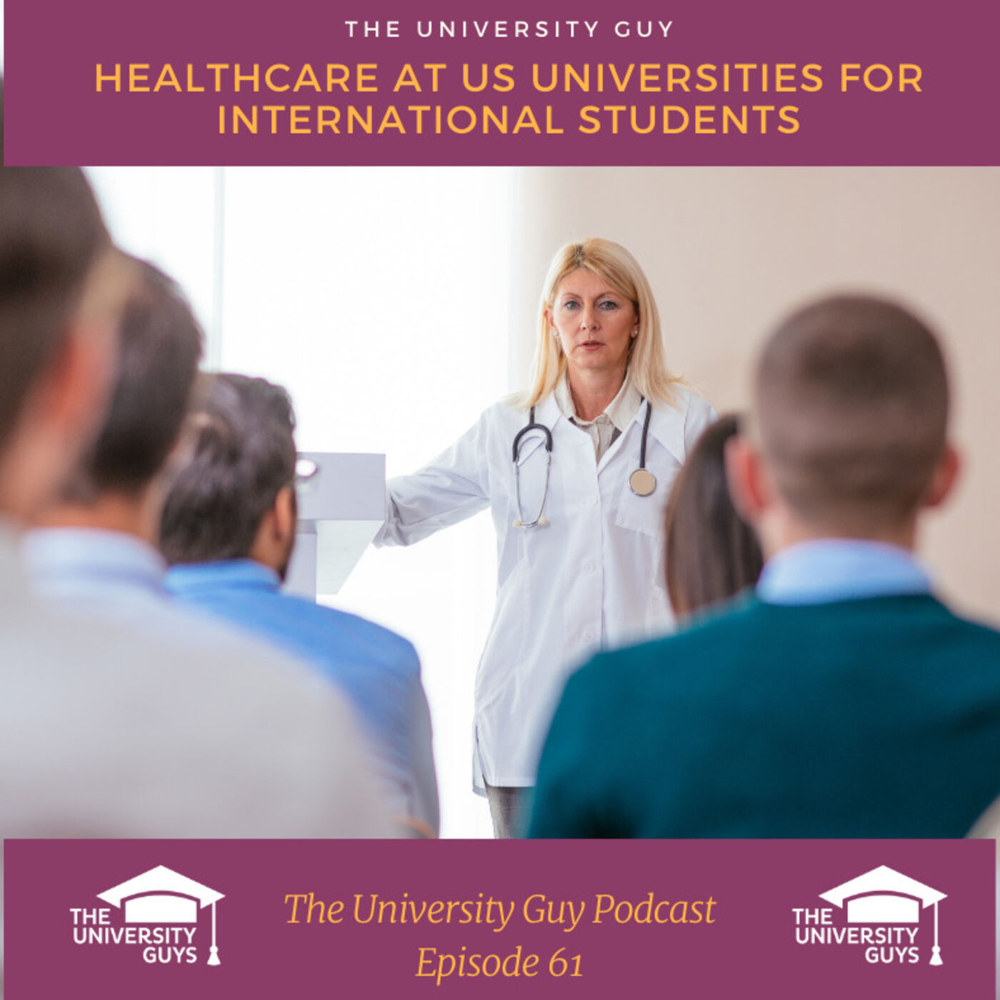 Episode 61: Healthcare in the USA
