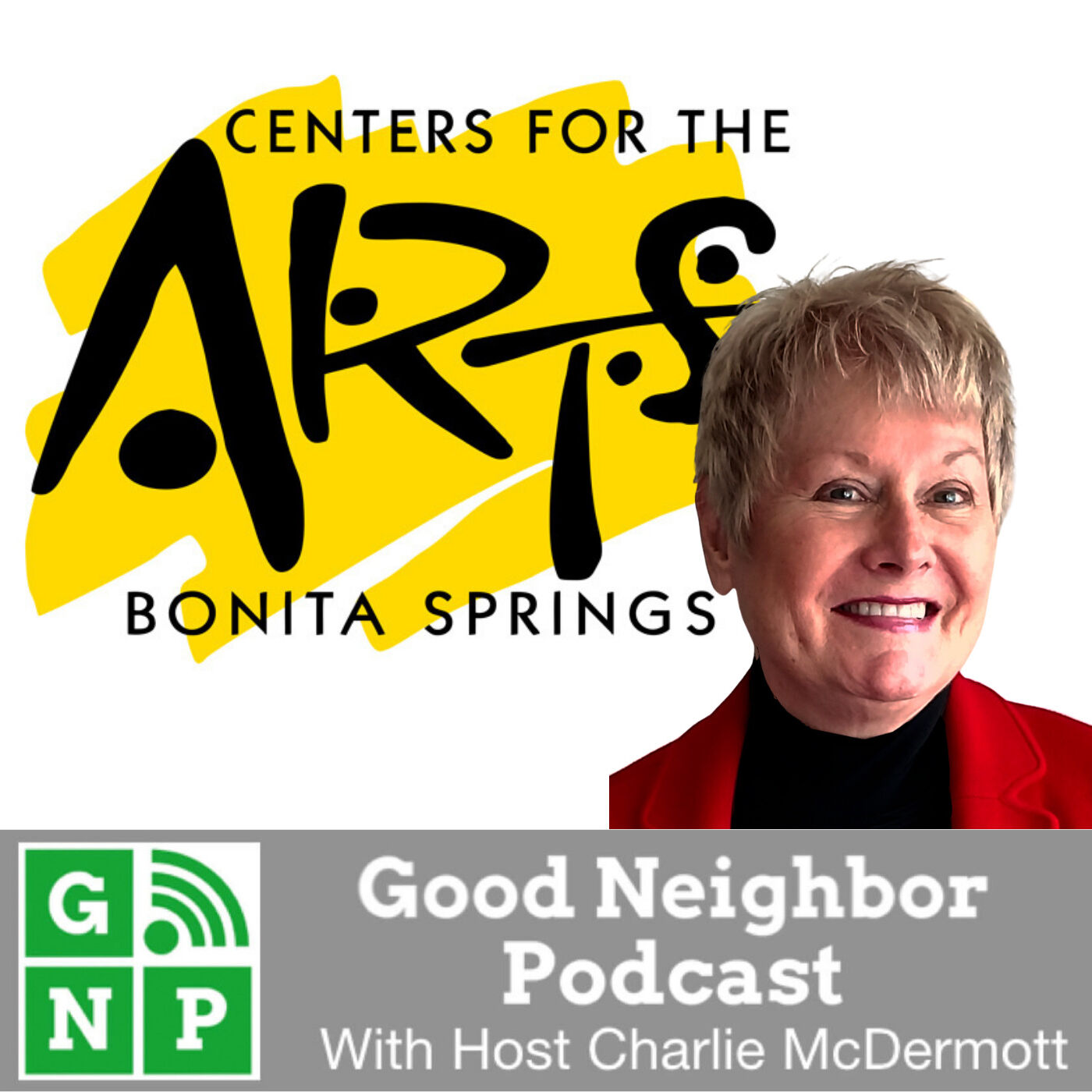 EP #451: Centers for the Arts of Bonita Springs with Susan Bridges