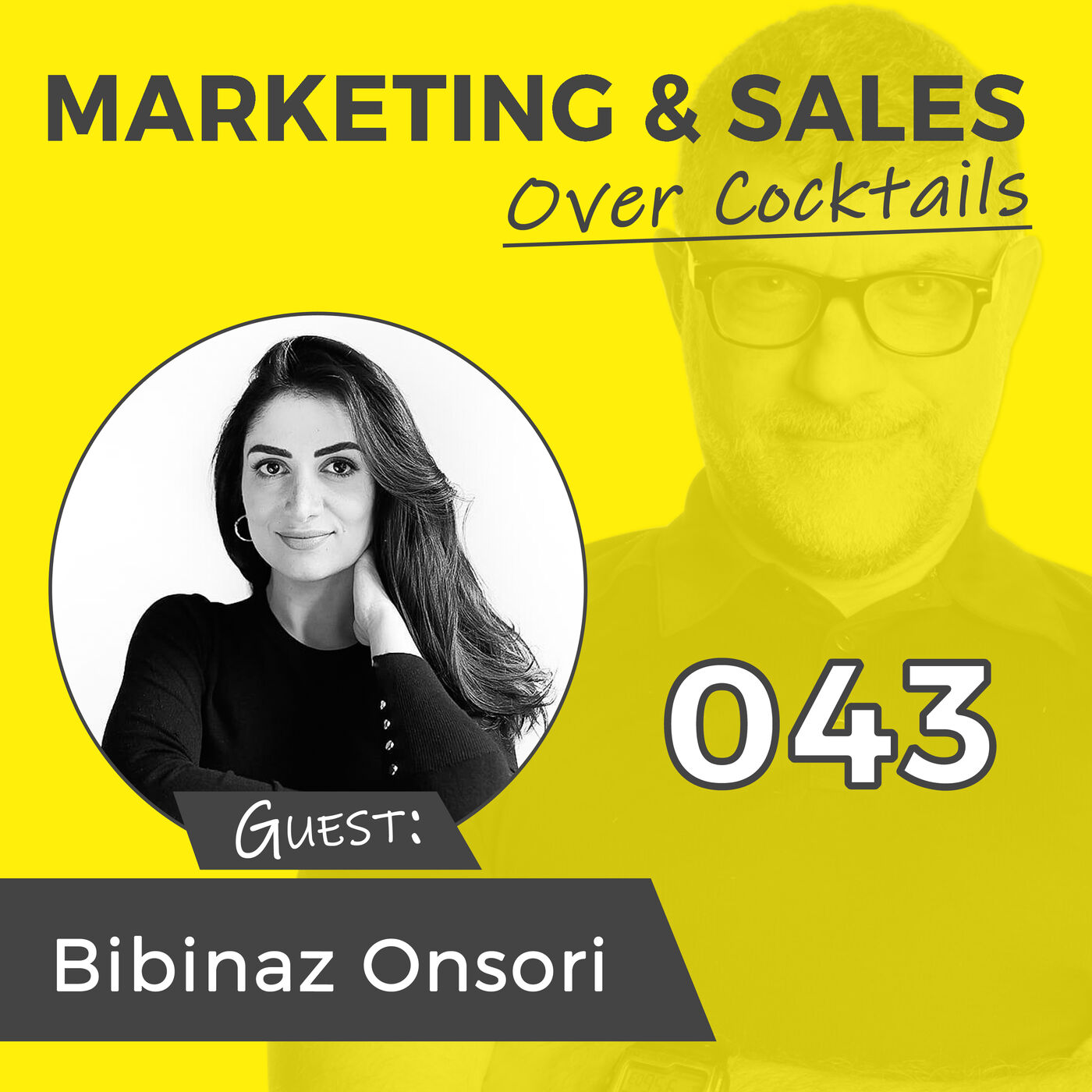 043: Can an Anxiety Coach Help You Sell More? with BIBI ONSORI