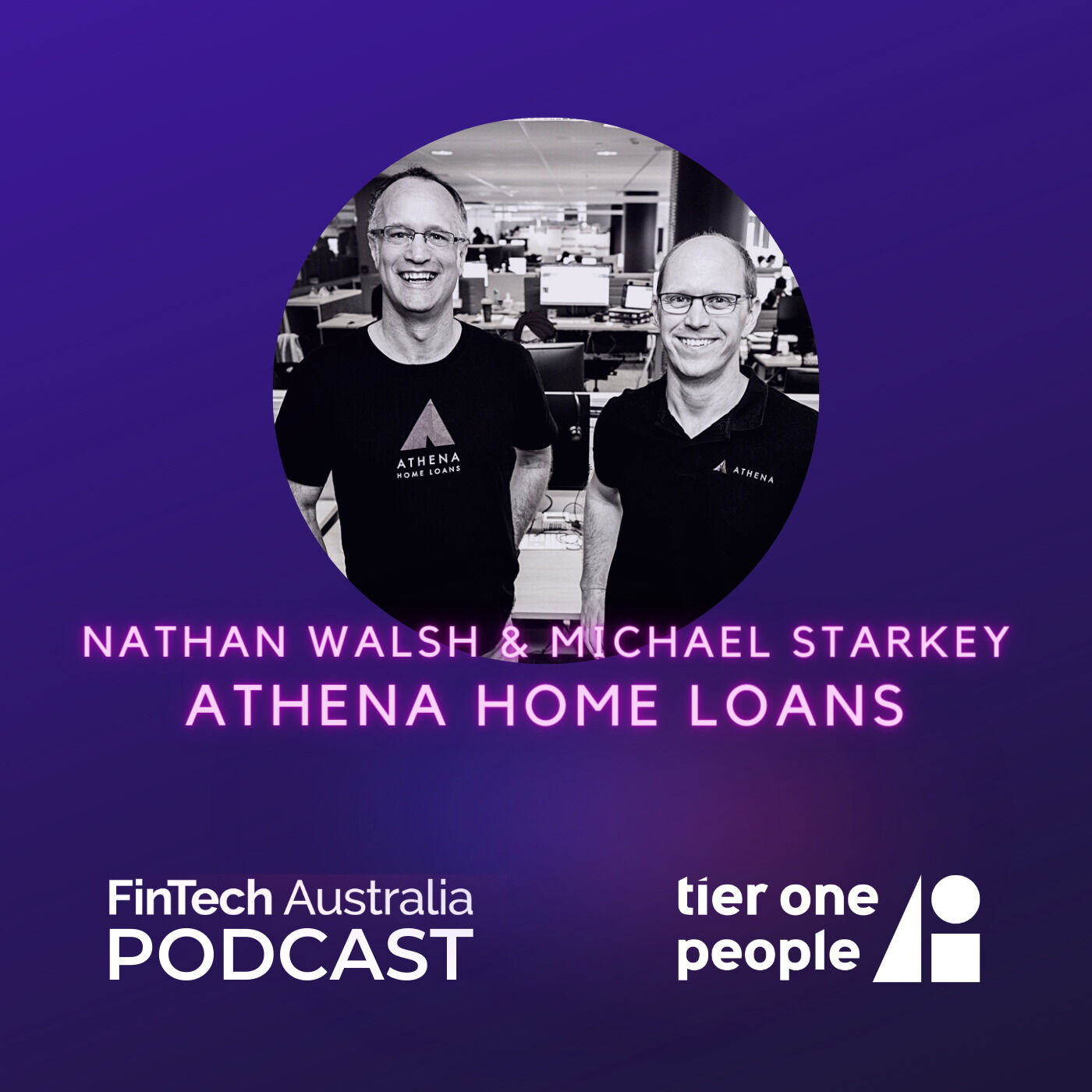 #71 Athena - Michael Starkey and Nathan Walsh