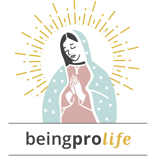 Being Pro Life Podcast Artwork Image
