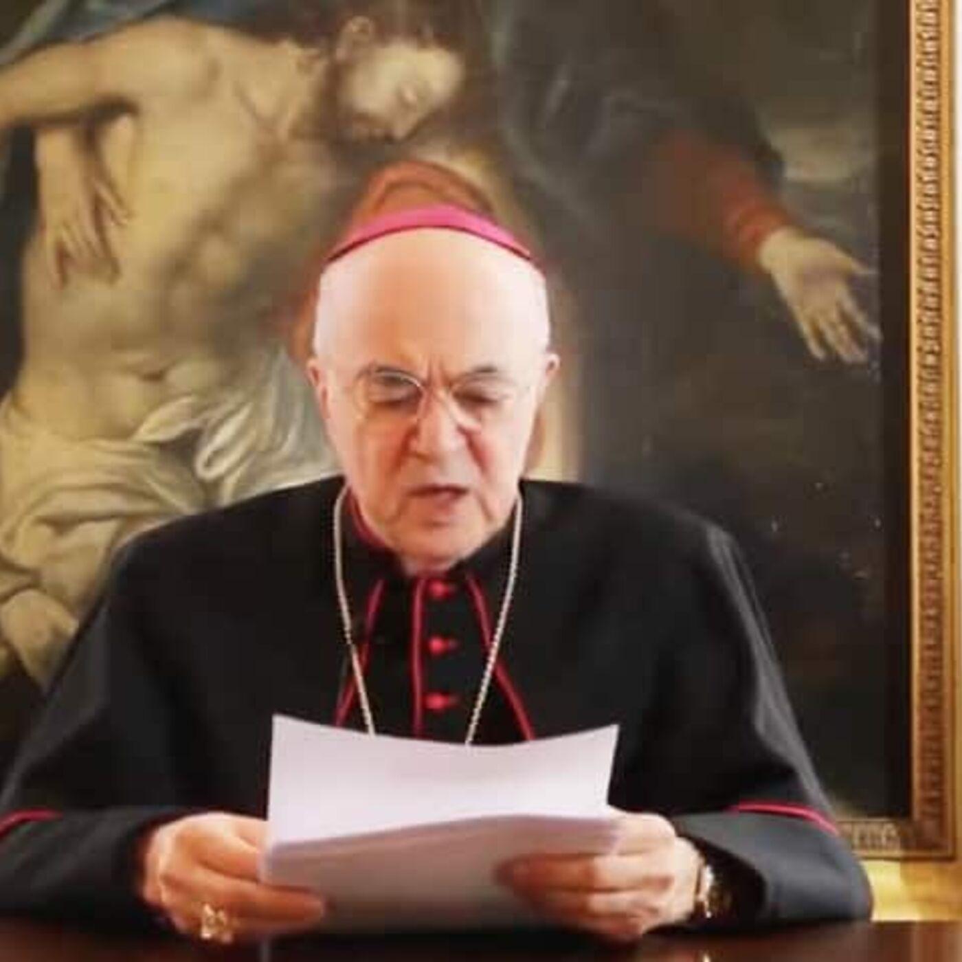 Cựu Sứ thần Tòa Thánh lên án gian lận bầu cử, kêu gọi cầu nguyện