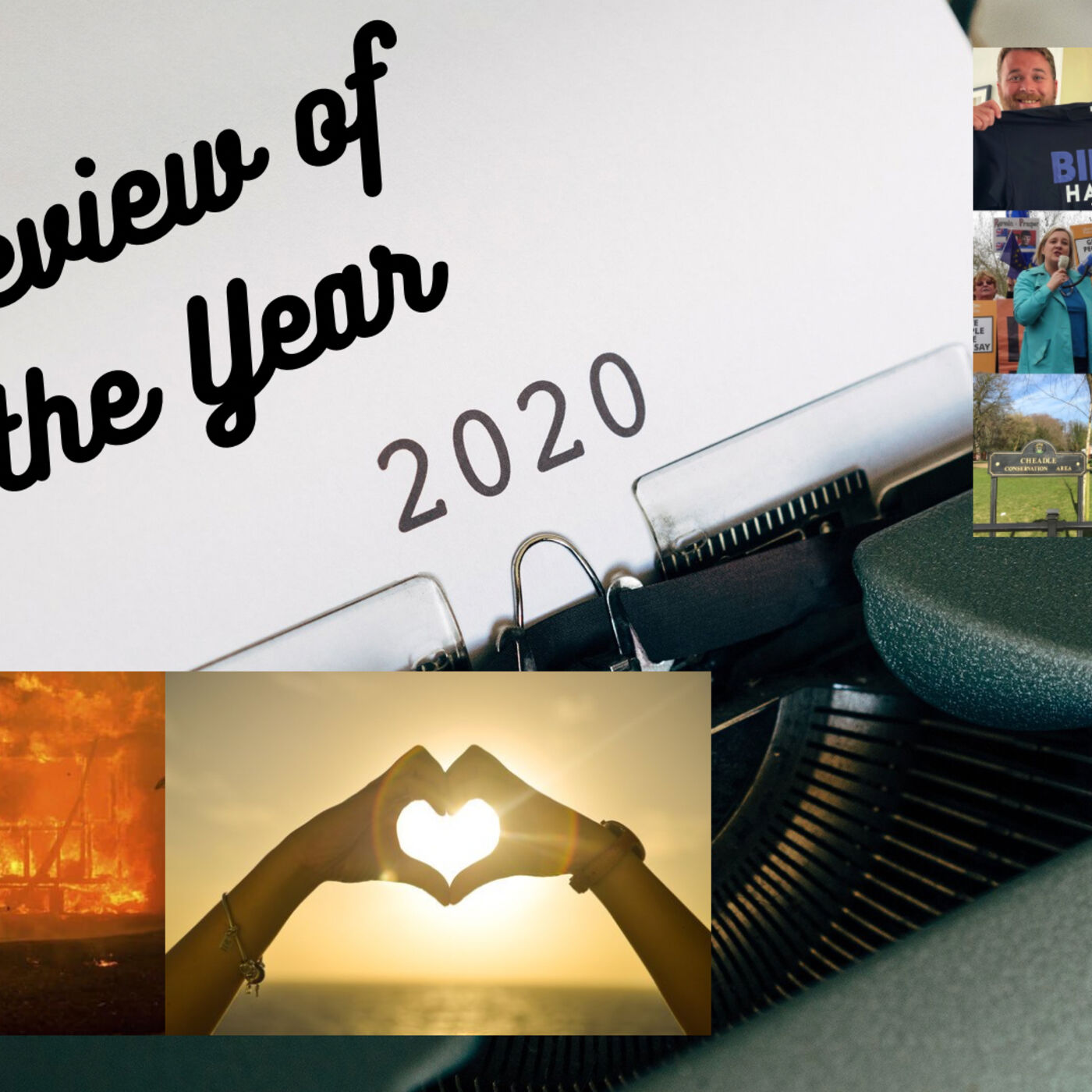 Bushfires & BeKind - Review of the year PART ONE