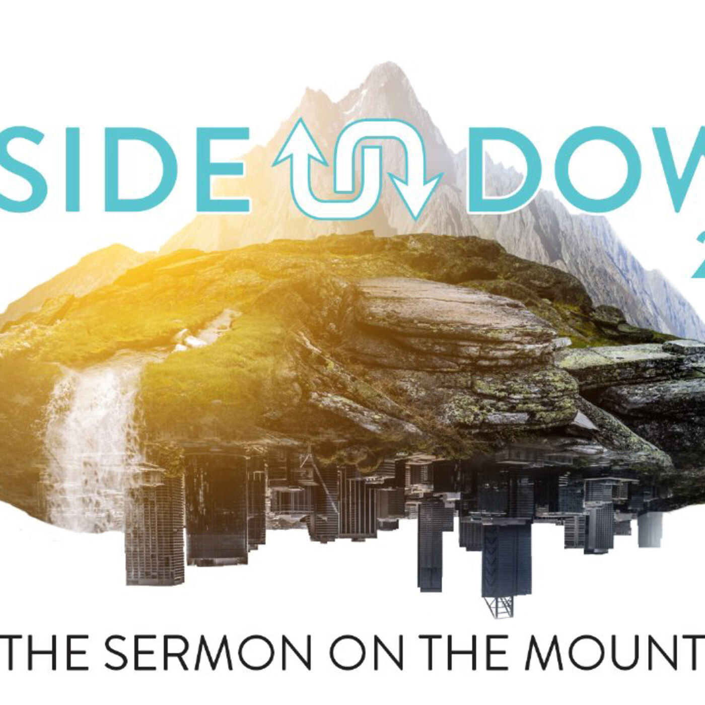 "Upside Down Series - ""The Narrow Gate"""