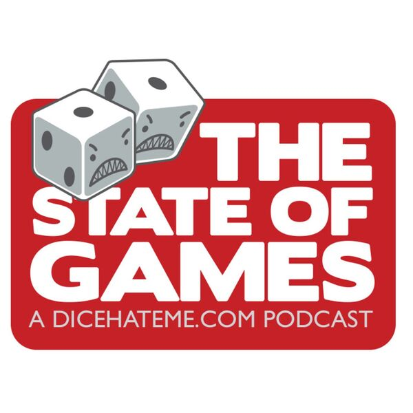 The State of Games Podcast Artwork Image