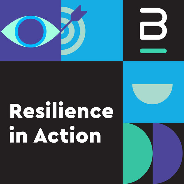 Resilience in Action Podcast Artwork Image