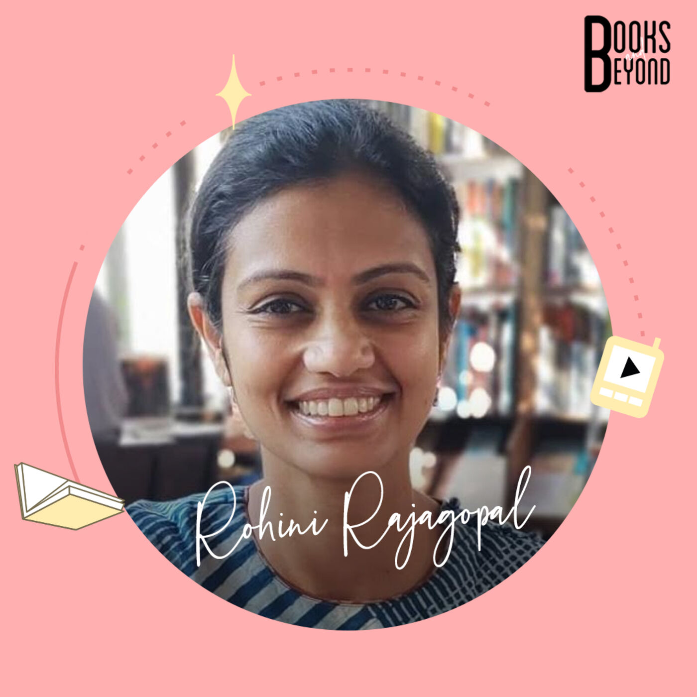 3.8 Rohini S. Rajagopal: Breaking The Silence On Infertility With A Medical Memoir