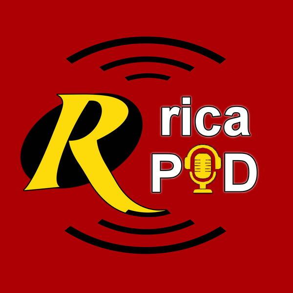 ricaPOD Podcast Artwork Image