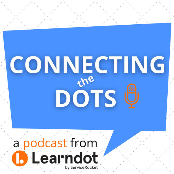 Connecting the Dots Podcast Artwork Image