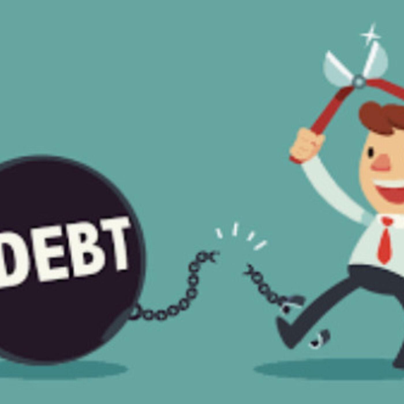 Mr. Crypto Takes Aim at Debt