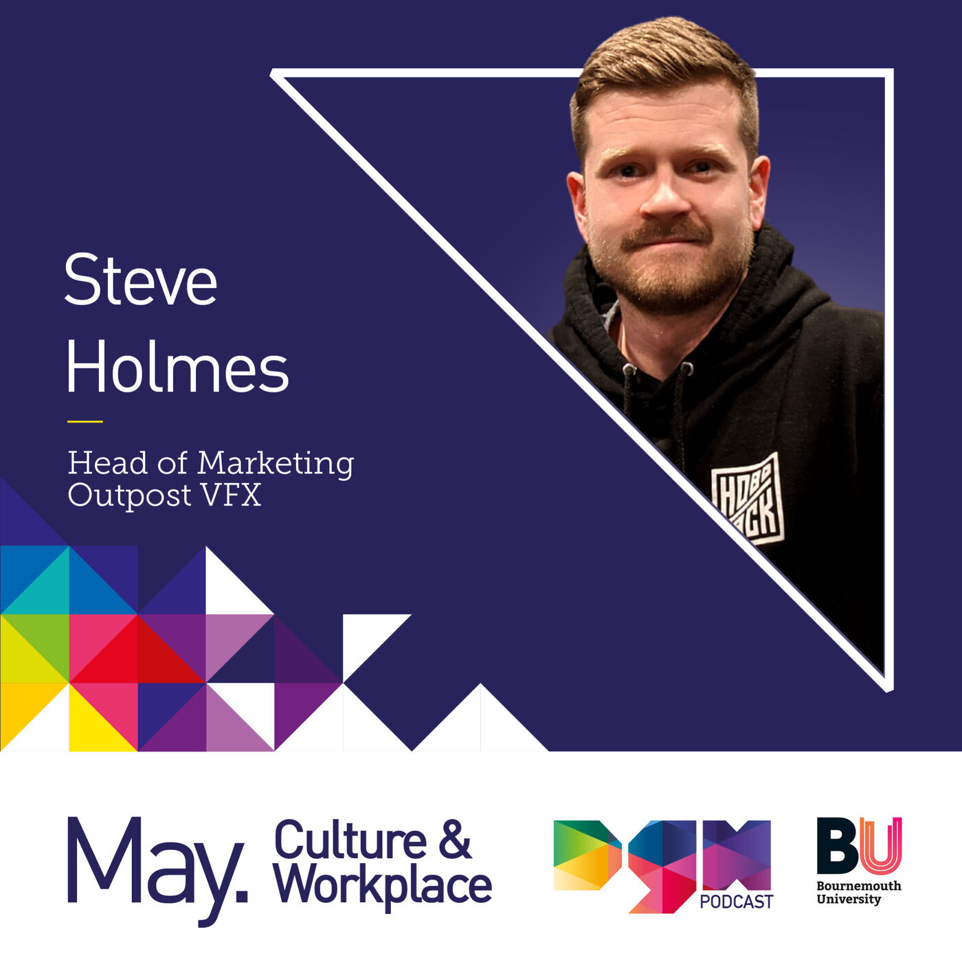 Growing a Worldwide VFX Powerhouse with Head of Marketing at Outpost VFX, Steve Holmes #S2E9