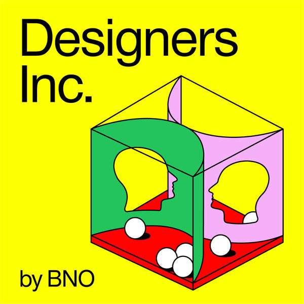 Designers Inc. Podcast Artwork Image