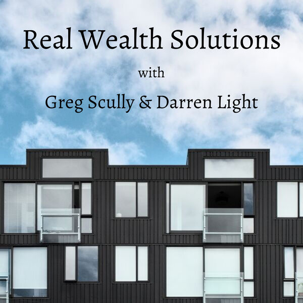 Real Wealth Solutions Podcast Podcast Artwork Image