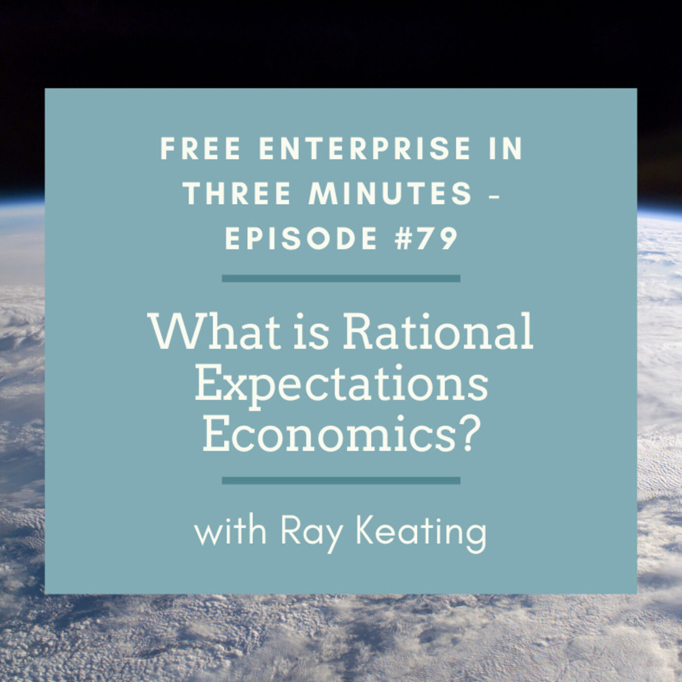 Episode #79: What is Rational Expectations Economics?