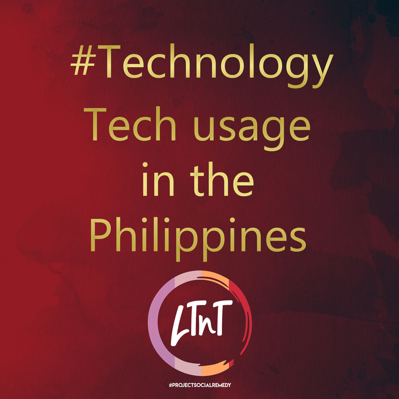 Tech usage in the Philippines