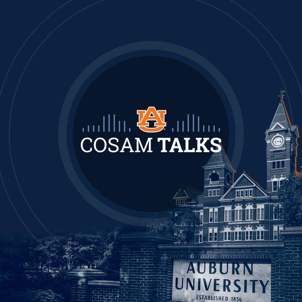 COSAM Talks Podcast Artwork Image