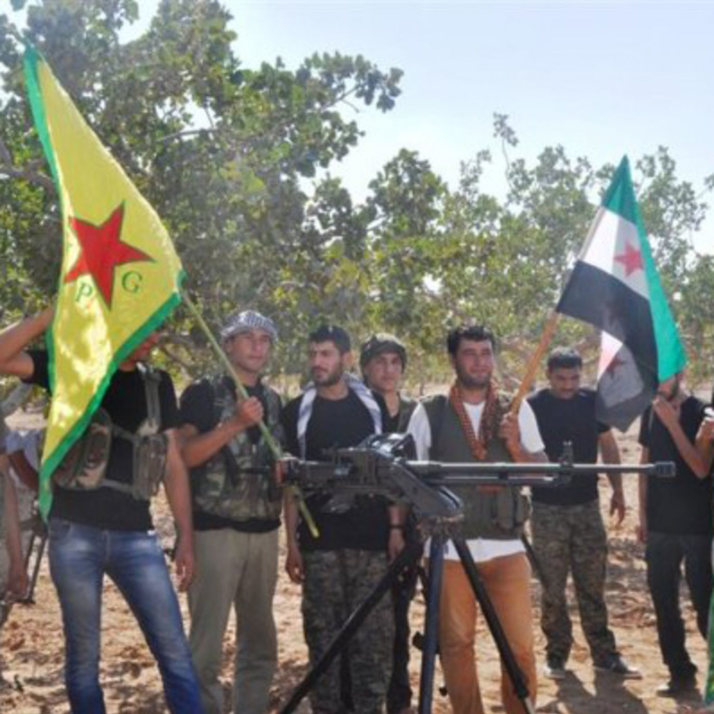 Stallin' For Time: Adam Patterson's Syria Update