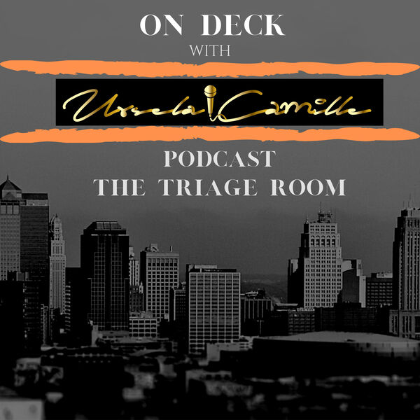 The Triage Room Podcast Artwork Image