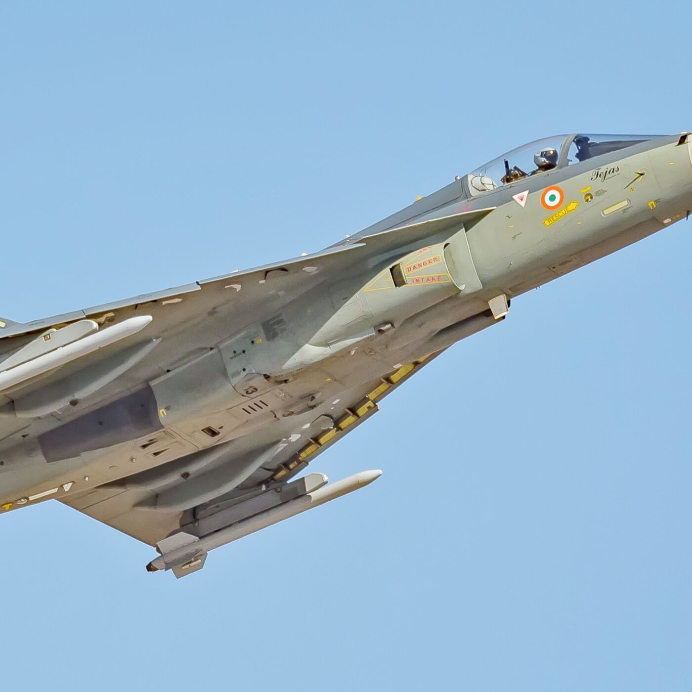 HAL Tejas India's Home Grown Fighter