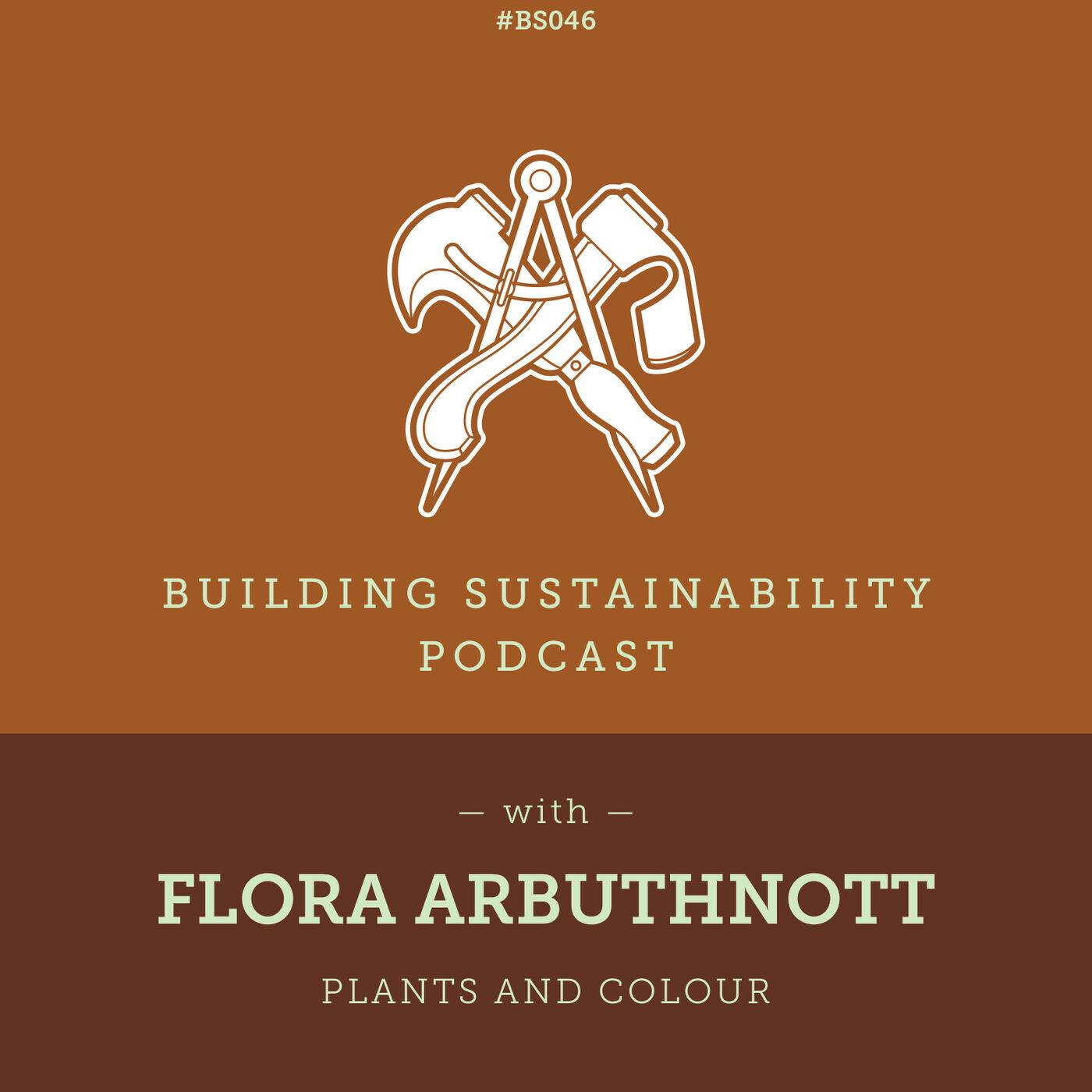 Plants and Colour - Flora Arbuthnott - BS046