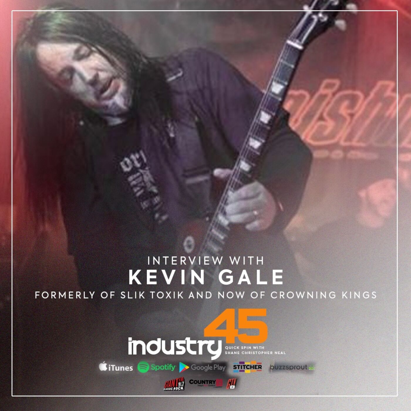 Industry 45 Quick Spin feat. Kevin Gale (Slik Toxik/Crowning Kings)   FULL