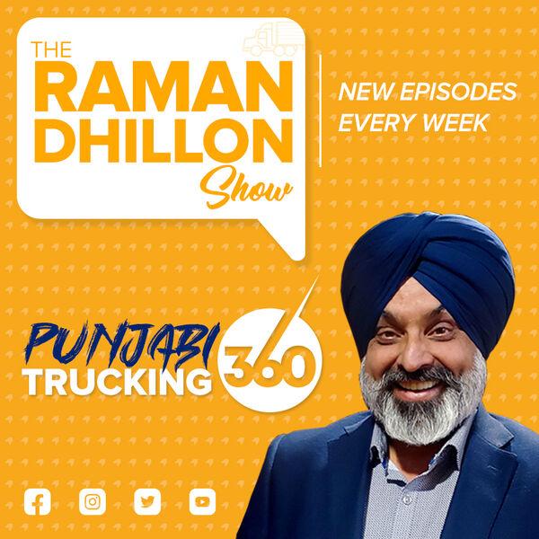 Raman Dhillon Show Podcast Artwork Image