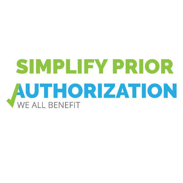 Simplify Prior Authorization Podcast Artwork Image