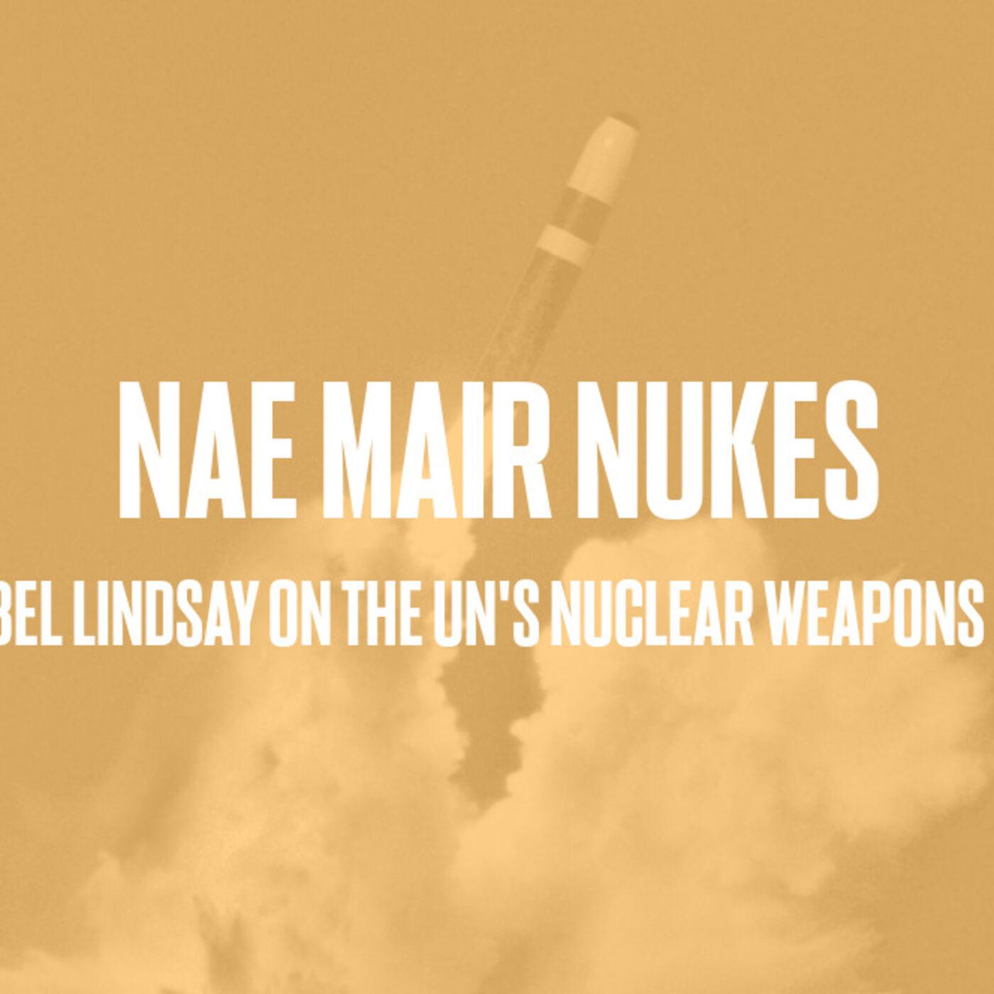 Episode #66 - Nae Mair Nukes