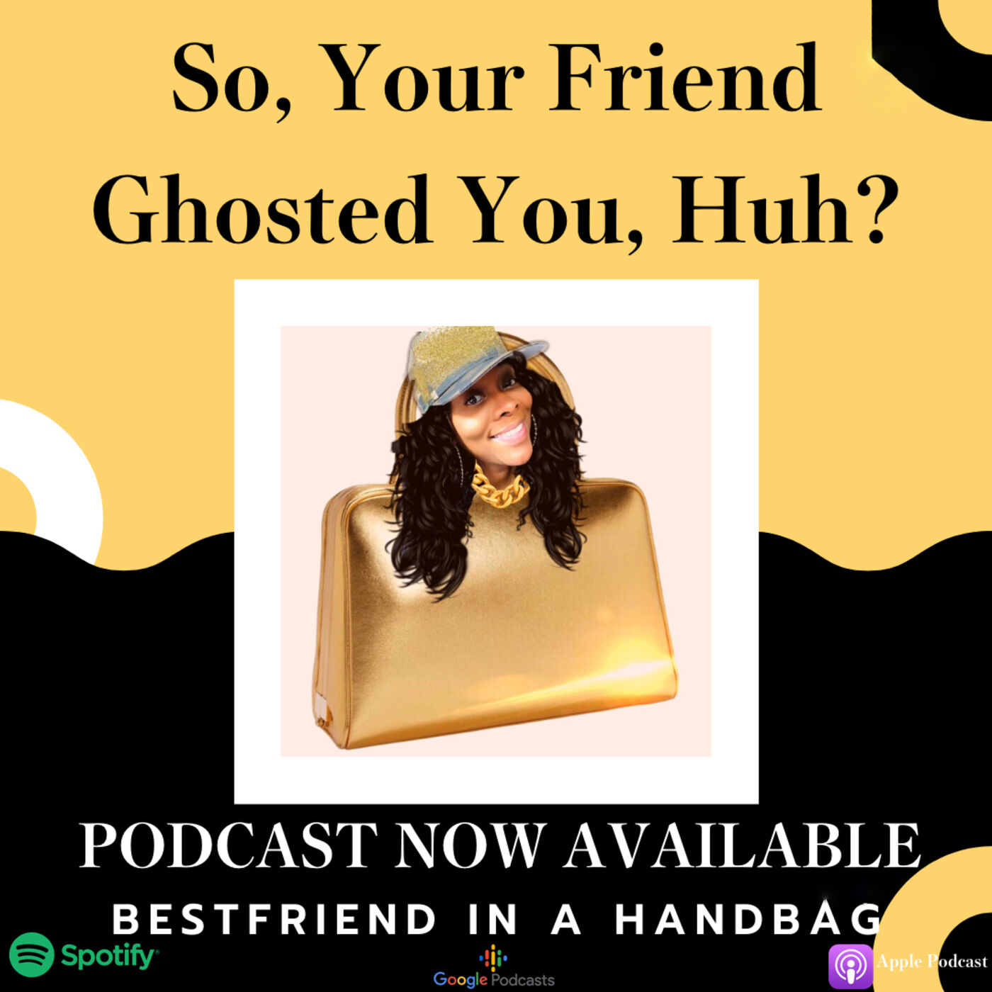 So Your Friend Ghosted You, Huh?
