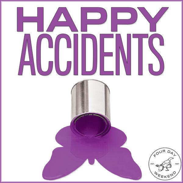 Happy Accidents Podcast Artwork Image