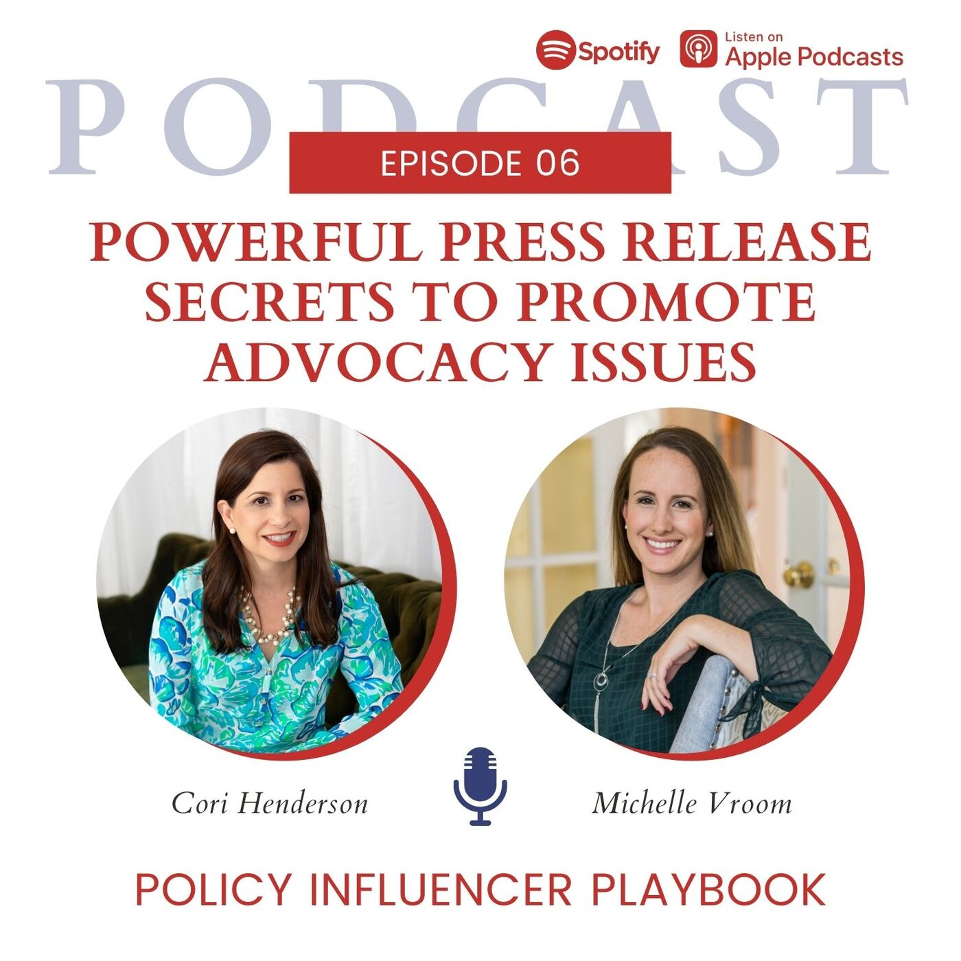 Powerful Press Release Secrets to Promote Advocacy Issues with Michelle Vroom