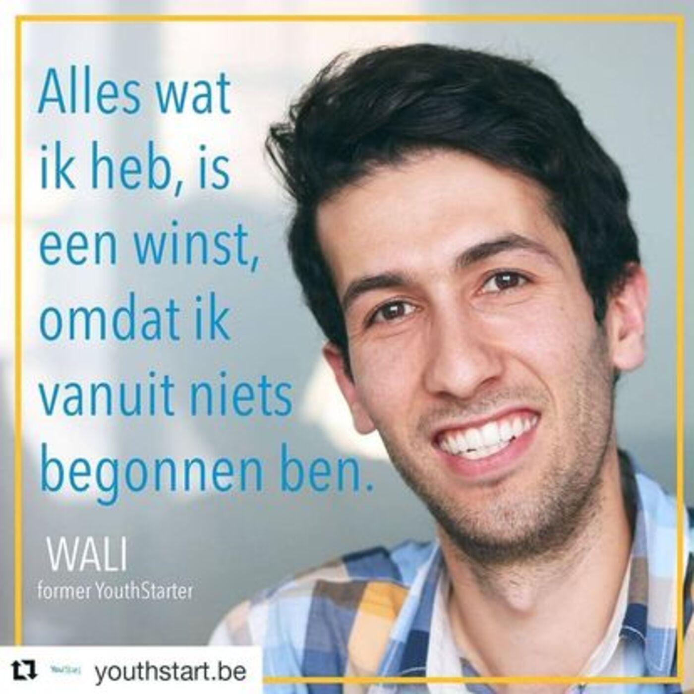 Van vluchteling naar ondernemerscoach: 'In het leven kan je niet failliet gaan'