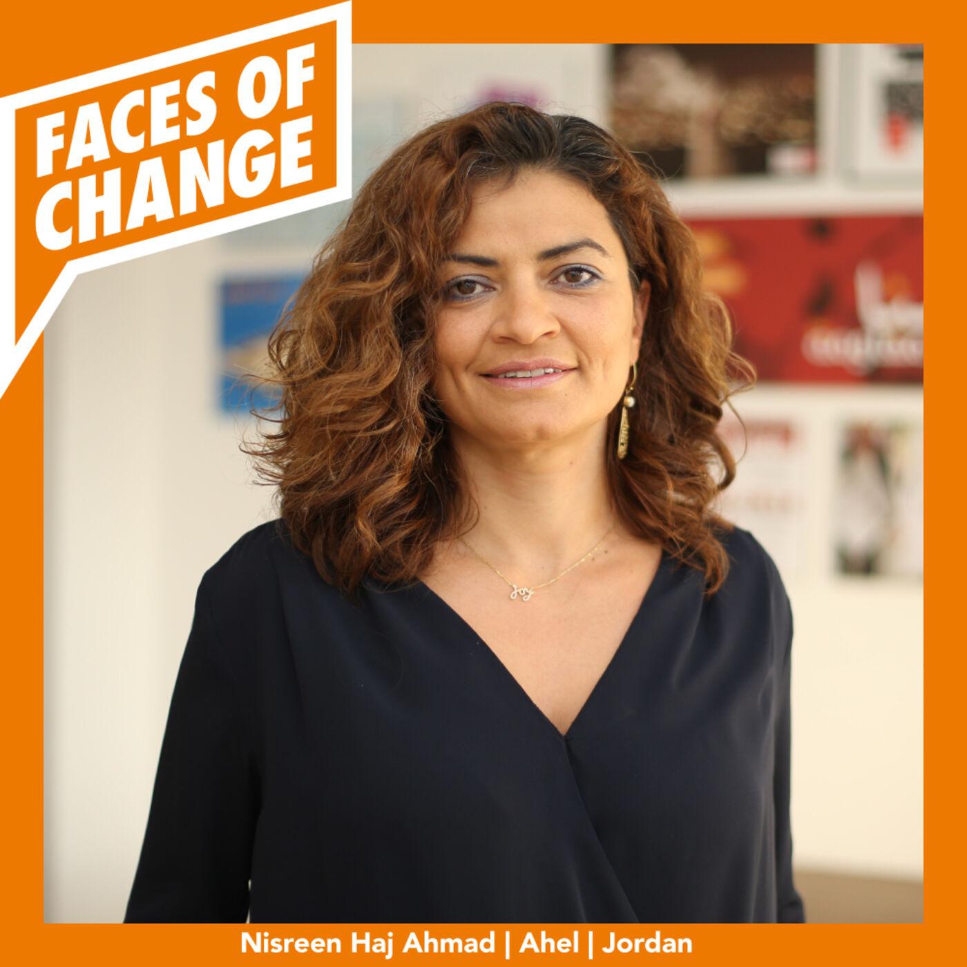 Nisreen Haj Ahmad --- Ahel, Jordan
