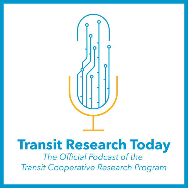 Transit Research Today Podcast Artwork Image