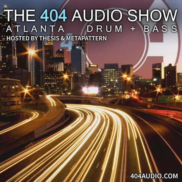 The 404 Audio Show Podcast Artwork Image