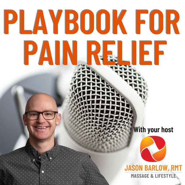 Playbook for Pain Relief Podcast Artwork Image