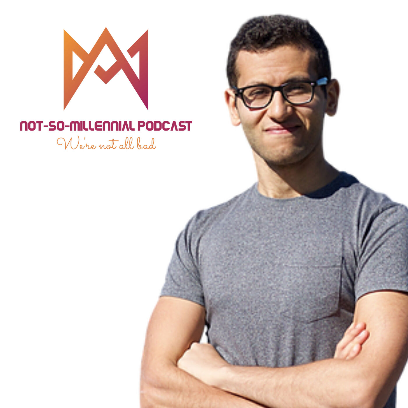 Not-So-Millennial interviews Mark Metry, 22 year old TEDx Keynote Speaker, Amazon Prime's The Social Movement Docuseries Star, and host of the Global Top 100 Humans 2.0 Podcast - Season2  Ep. 3