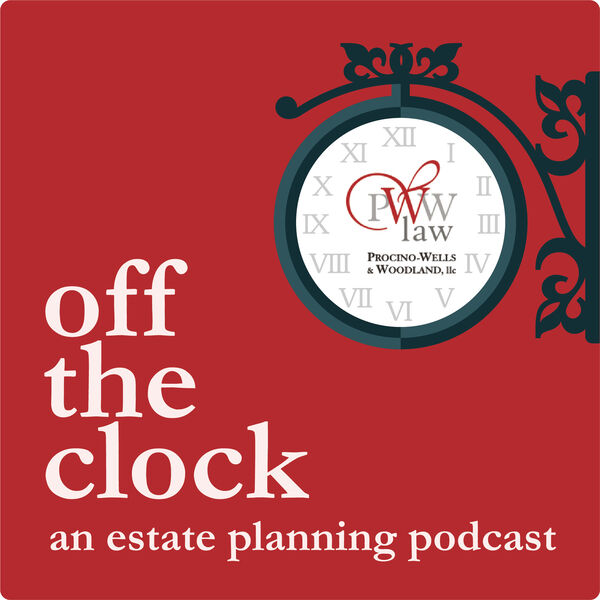 Off The Clock Podcast Artwork Image