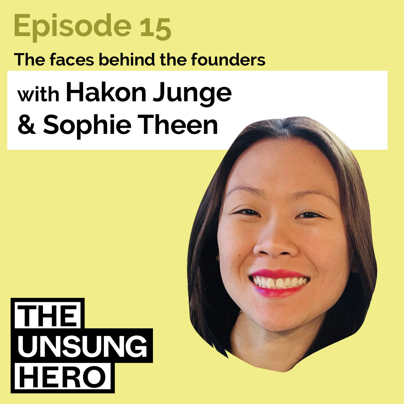 """Episode 15: """"The Female Leadership Challenge"""" with Sophie Theen from Oakam"""