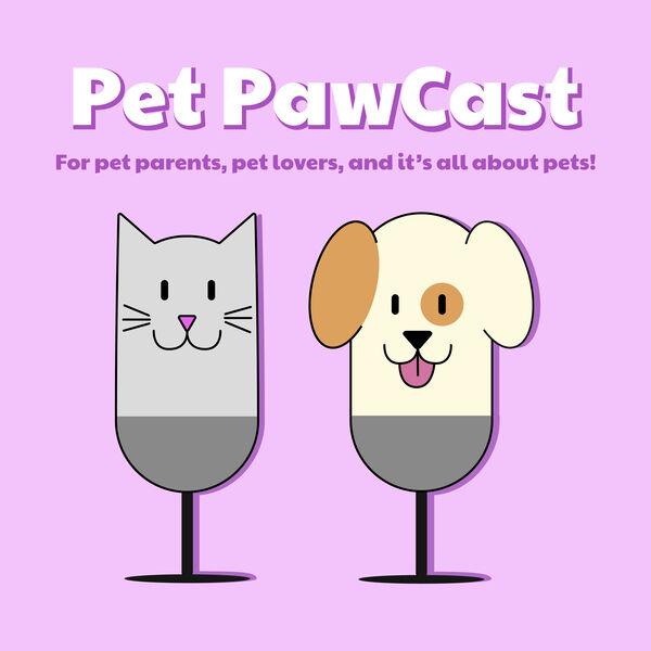 The Pet Pawcast Podcast Artwork Image