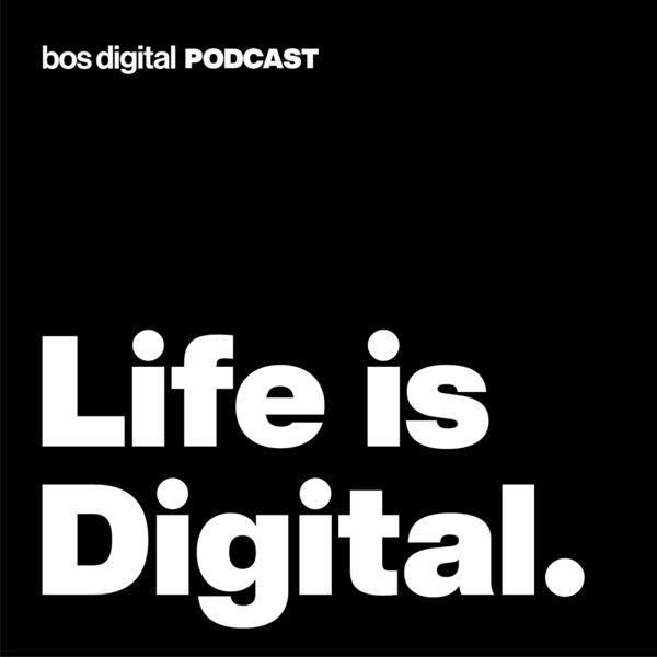 Life is Digital™ - Growing your business in the digital age Podcast Artwork Image