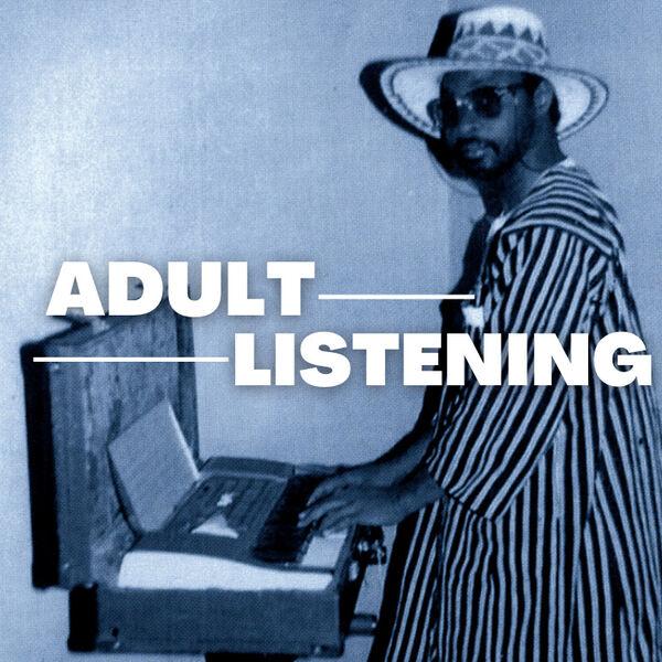 Adult Listening Podcast Artwork Image