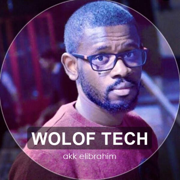 Wolof Tech Podcast Artwork Image