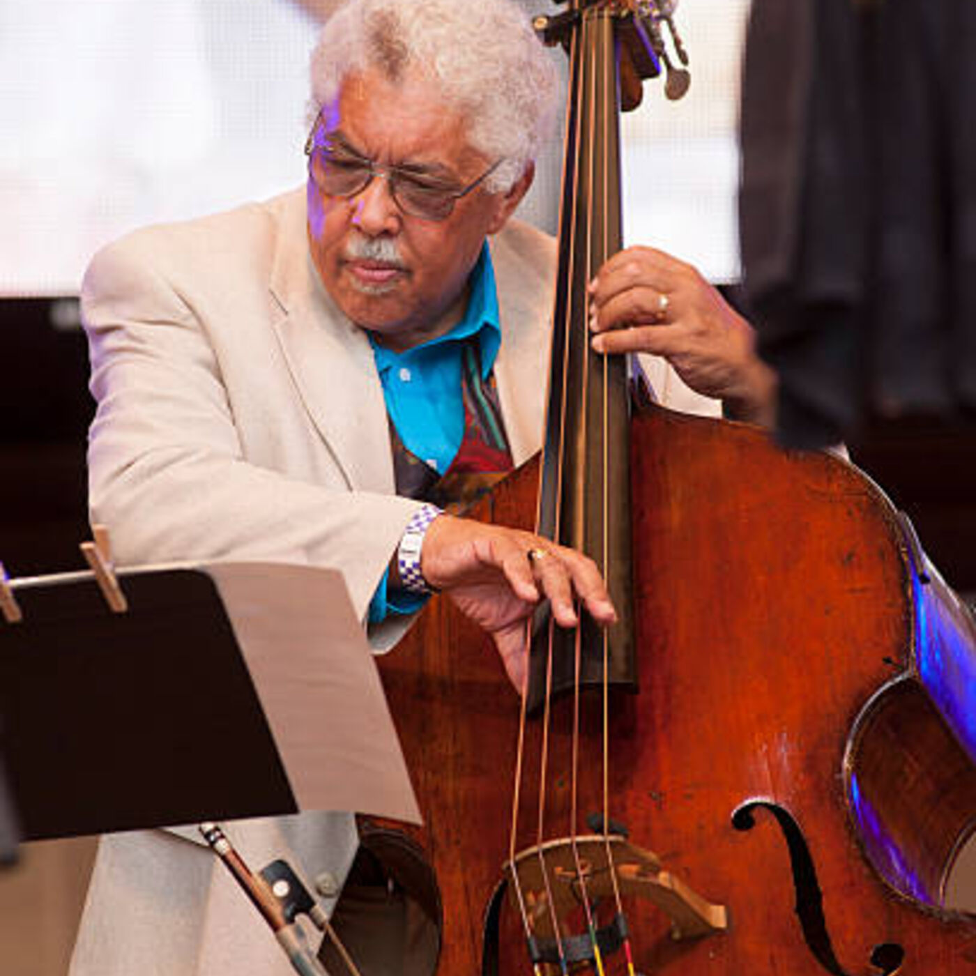 Episode 20 - A Conversation With Acclaimed Jazz Bassist, Educator, And Composer, Rufus Reid
